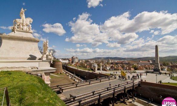 Alba Iulia va deveni în 2018 primul Smart City din România