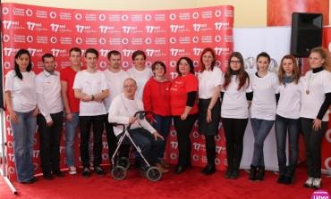 Asociația SM Speromax Alba, nominalizată la Gala Fundației Vodafone România