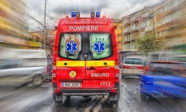 Accident în localitatea Cetea: Un bărbat a fost prins sub un tractor
