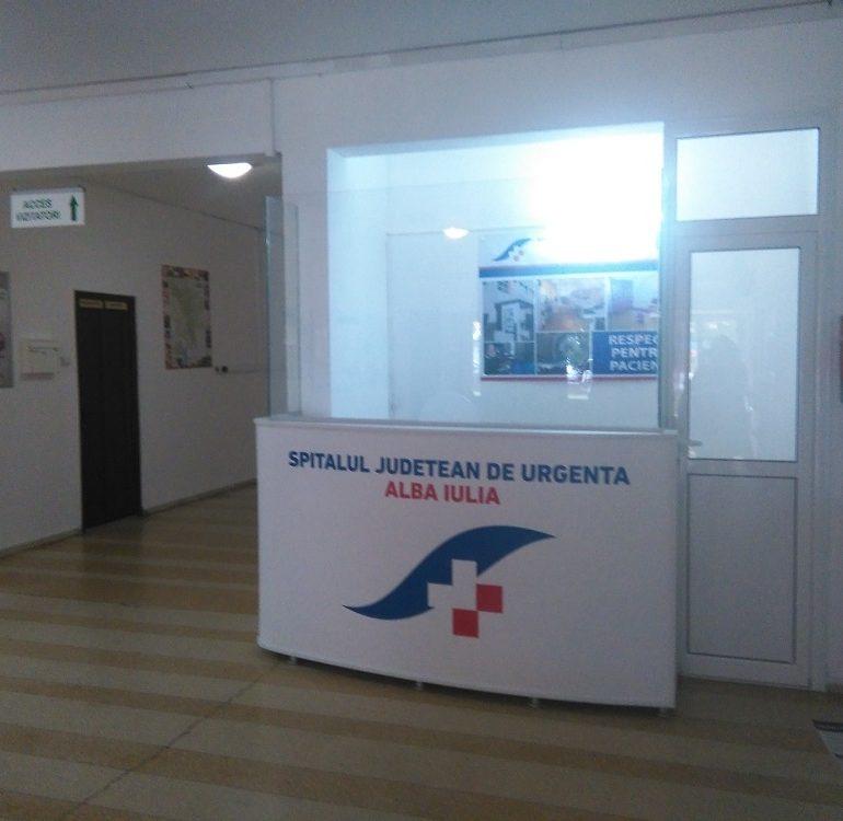 Primăria Alba Iulia: Semnarea contractului de finanțare pentru ventilatoarele pulmonare