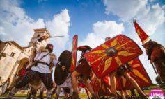 VIDEO: Faima orașului Alba Iulia a fost dusă de către Garda Apulum, în insula Gozo, Malta