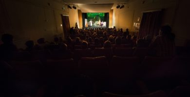 """Peste 8000 de spectatori au fost prezenţi la evenimentele din cadrul Festivalului Internaţional de Teatru """"Poveşti"""" de la Alba Iulia, ediţia a XII-a"""