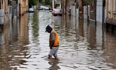 ISU Alba: 14 localități din județul Alba, afectate de ploi