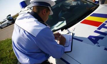 Accident la Pianu: Un bărbat s-a urcat la volan fără a deține permis de conducere