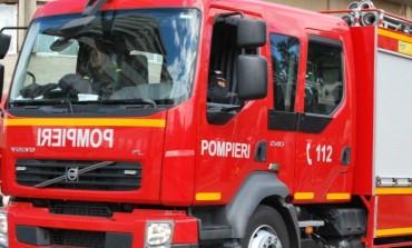 O femeie din Cugir a ajuns la spital cu arsuri de gradul I și II în urma unei explozii la o butelie de gaz
