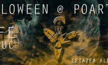 MÂINE: Petrecere de Halloween în Spaţiile Ryma (Poarta 7) pentru toate vârstele