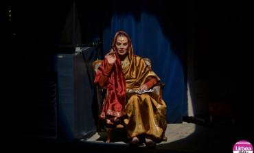 """(INTERVIU) Actriţa Maia Morgenstern: """"Plec de la Alba Iulia cu un bagaj cultural foarte bogat"""""""