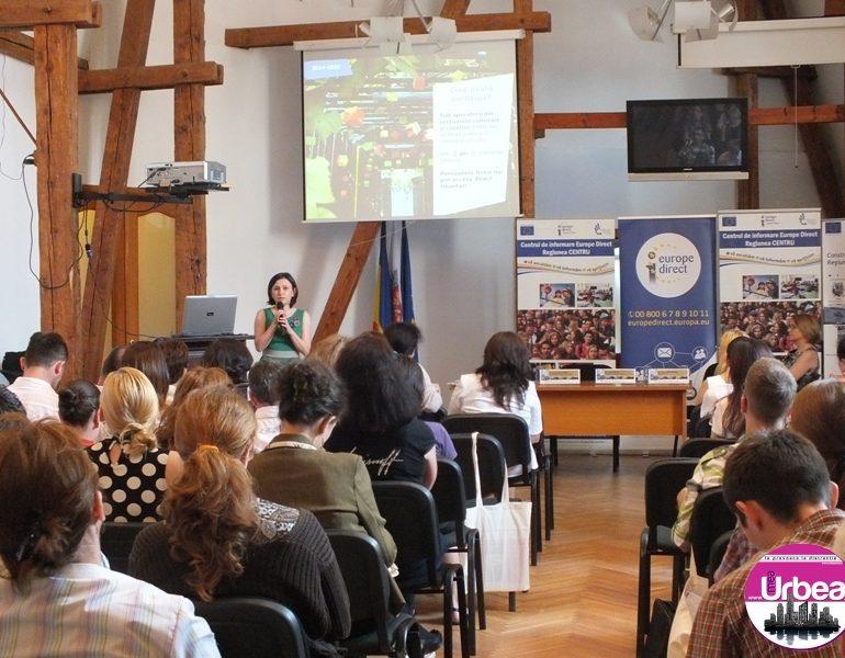 Evenimente organizate de Centrul Europe Direct Regiunea Centru în luna decembrie