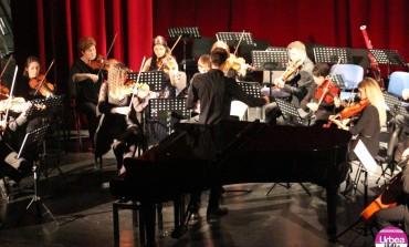 "FOTO-VIDEO: Concert aniversar al Orchestrei de cameră ""Augustin Bena"", Alba Iulia"