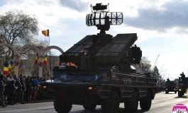 Miercuri: Antrenament pentru parada militară la Alba Iulia pentru Ziua Națională a României