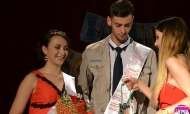FOTO: Mihaela Luncan şi George Budeanu, cei mai enigmatici boboci de la UTCN, Extensia Alba Iulia. Au câştigat titlurile de Miss şi Mister Boboc 2015