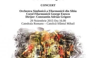 """DUMINICĂ: Cetatea Alba Carolina împlineşte 300 de ani. Concert aniversar """"Alba Aeterna"""""""