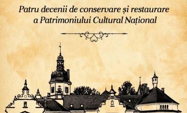 """19-20 noiembrie: """"Patru decenii de conservare și restaurare a Patrimoniului Cultural Național"""""""