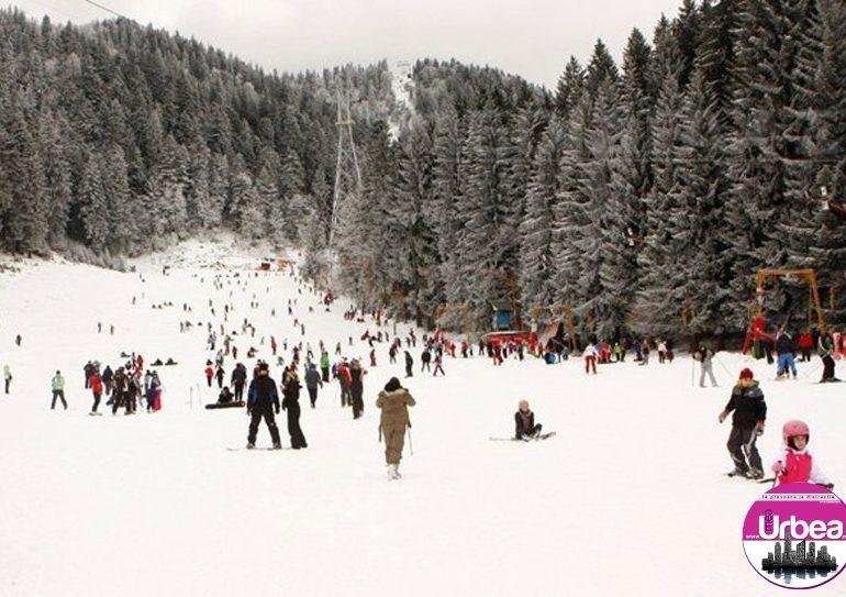 În weekend se dă startul sezonului de schi la Șureanu și Arieșeni: Starea pârtiilor