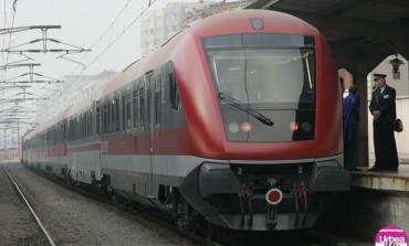 CCFR Călători anunță că trenurile circulă în condiţii de iarnă şi sunt posibile întârzieri
