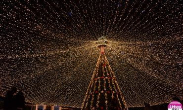 Marți: Se aprind luminile Parcului Sărbătorilor de Iarna, în Cetatea Alba Carolina