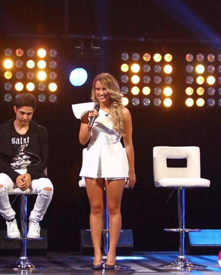 """(INTERVIU) Antinia Simion: """"X Factor este un concurs care te poate duce pe culmile succesului…"""""""