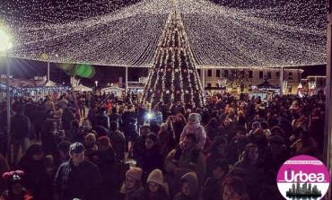 Colindătorii ajung SÂMBĂTĂ în Parcul Sărbătorilor de Iarnă din Alba Iulia