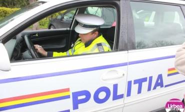 Șoferi din Alba, cercetați pentru alcool la volan sau conducere fără permis