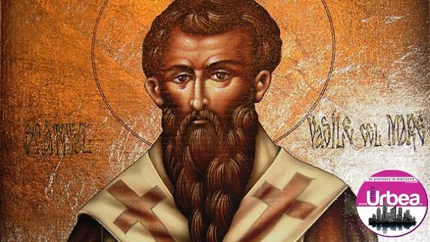 1 IANUARIE: Sfântul Vasile cel Mare. Aproximativ 600.000 de români își sărbătoresc onomastica