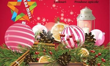 De JOI: Cadouri de sărbători pentru familie, prieteni şi colegi, la TÂRGUL de CRĂCIUN de la Alba Mall