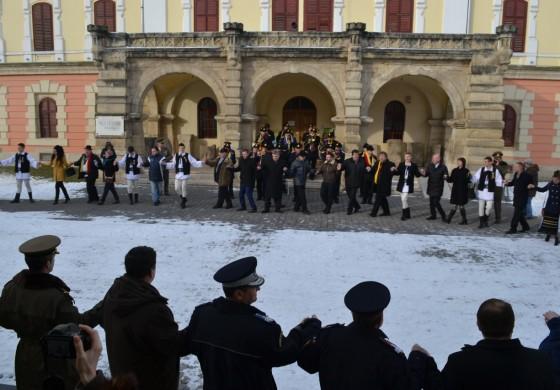 Joi: 160 de ani de la Unirea Principatelor Române, marcați la Alba Iulia. Program activități