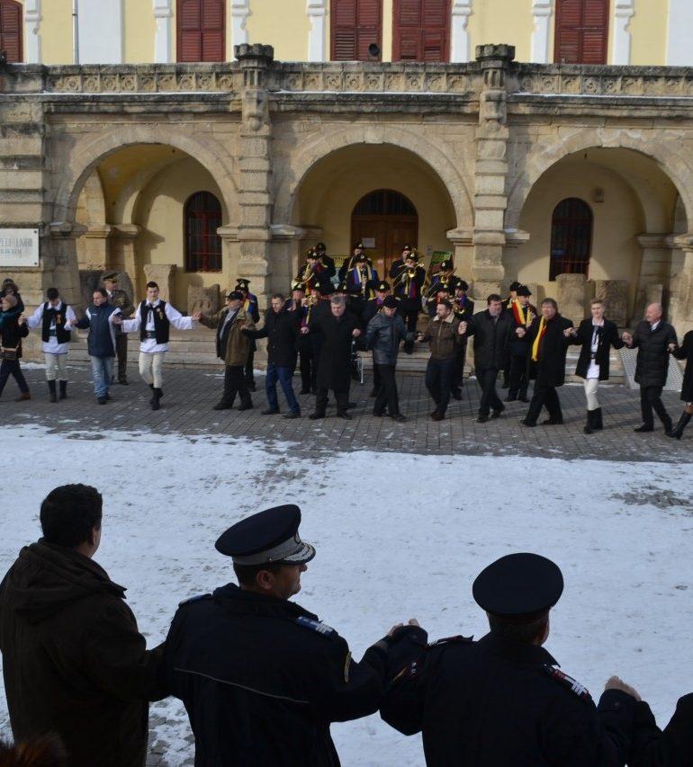 Ziua Unirii Principatelor Române, sărbătorită la Alba Iulia. Program manifestări