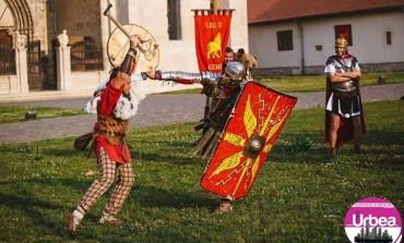 6-8 MAI: Festivalul Roman Apulum 2016, la Alba Iulia, cu trupe de reenactment din Italia şi Bulgaria, invitate la eveniment