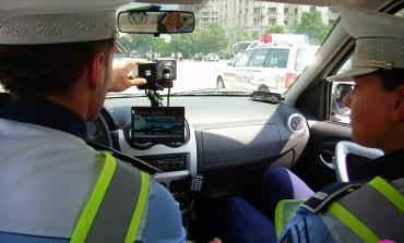 Acțiune de prevenire a accidentelor rutiere în Alba organizată de Poliția Rutieră