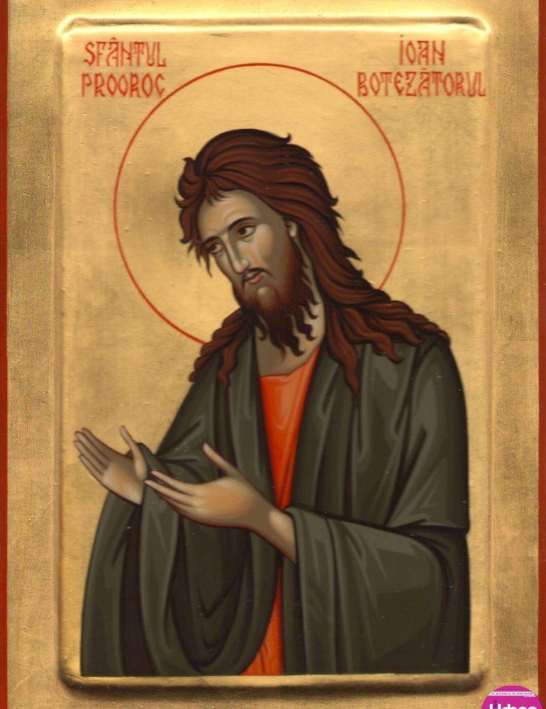 7 IANUARIE: Sfântul Ioan Botezătorul. Tradiţii şi superstiţii legate de această sărbătoare