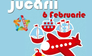 6 Februarie: Târg de jucării, la Alba Mall