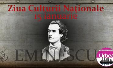 """Porţi deschise şi expoziţii organizate de Centrul de Cultură """"Augustin Bena"""", de Ziua Națională a Culturii"""