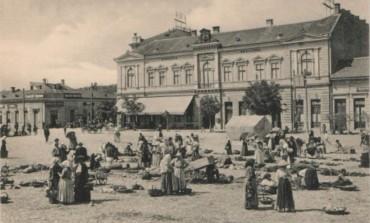 FOTO: Cum arăta Alba Iulia în urmă cu 100 de ani