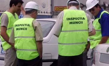 Amendă de 8.000 de lei și avertismente pentru munca nedeclarată, aplicate de inspectorii ITM Alba