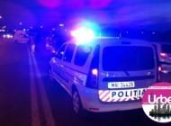 Accident rutier la intersecția bulevardelor Moților cu Republicii din Alba Iulia: Un taximetrist a ajuns la spital în urma unei coliziuni între două maşini