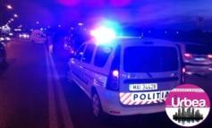 Accident MORTAL pe autostradă, lângă Sebeş: Un autoturism a intrat sub un TIR