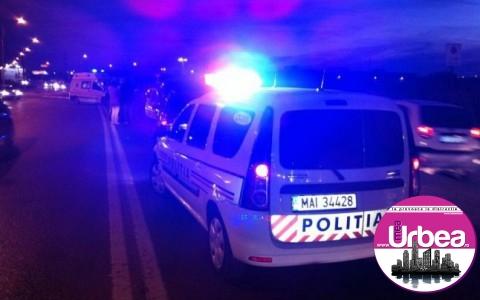 Accident la Petreşti: O femeie care circula pe bicicletă a ajuns la spital după ce a fost lovită de o maşină