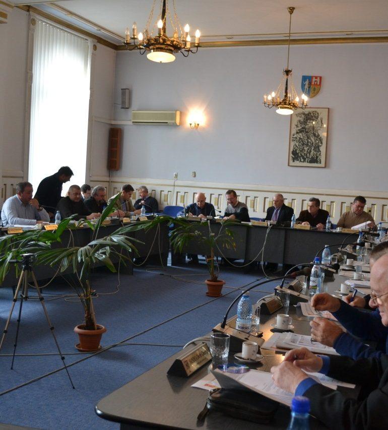 Joi: Ședință ordinară la Consiliul Județean Alba