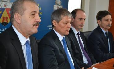 VIDEO: Legea Centenarului Marii Uniri, discutată de vicepremierul Vasile Dâncu la Alba Iulia
