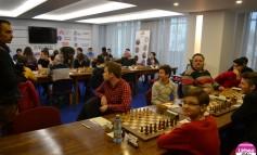 20-27 noiembrie: Alba Iulia va găzdui din nou Openul Internațional al României la șah