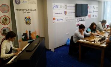 FOTO: Openul Internațional al României. Andrei Istratescu, învingător în proba de blitz