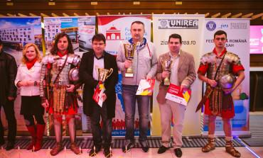 FOTO: Openul Internațional al României la șah. Vladislav Nevednichy învingător în turneul de la Alba Iulia