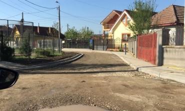 FOTO: Stadiul lucrărilor de modernizare a străzilor din municipiul Alba Iulia