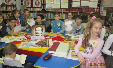 """""""Școala Altfel"""" : Peste 500 de elevi sunt invitați la lectură la Biblioteca Judeţeană """"Lucian Blaga"""" Alba"""
