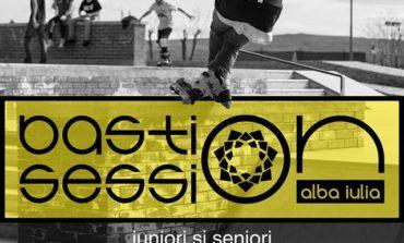 14 -15 mai: Bastion Session în skatepark-ul de la Alba Iulia. Programul evenimentului