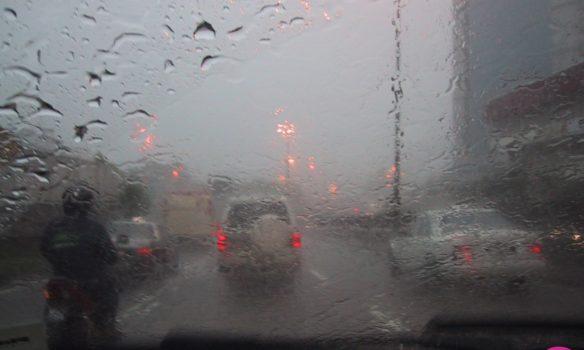 IPJ Alba transmite recomandări pentru siguranţa circulaţiei rutiere în condiţii meteo nefavorabile