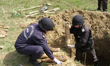 Ce trebuie făcut în cazul găsirii unor elemente de muniție neexplodată