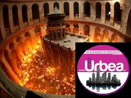 ASTĂZI: Lumina Sfântă de la Ierusalim va fi adusă în România, de Sfintele Paști