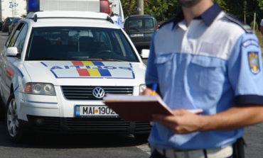 Bărbat din Câmpeni, cu dosar penal pentru conducere fără permis corespunzător