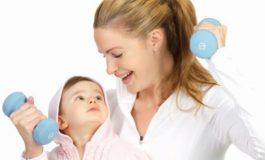 Trucuri pentru recăpătarea siluetei după naștere